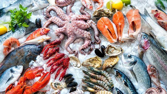 Самые полезные виды рыбы и морепродуктов, которые можно купить по цене менее €5