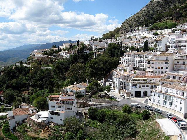 Михас испания недвижимость